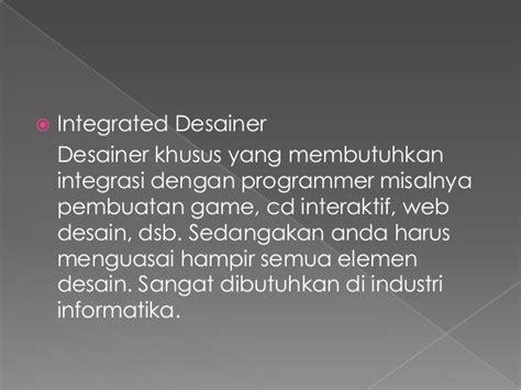 Desain Web Elemen Keren Dan Interaktif Cd desain grafis dan web