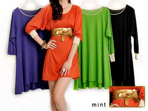 Dress Katun Import Fit L 3 dress listed 110rb 3 nity shop