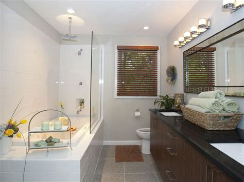 Property Brothers Bathrooms with Room Transformations From The Property Brothers Property Brothers Hgtv