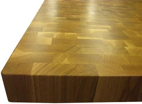 white oak butcher block custom butcher block countertops by grothouse