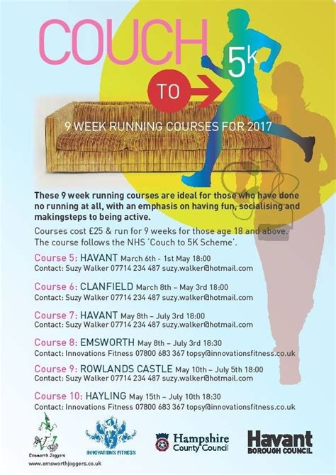 Potatoe To 5k by Potato To 5k Running Course With Clanfield Joggers Clanfield