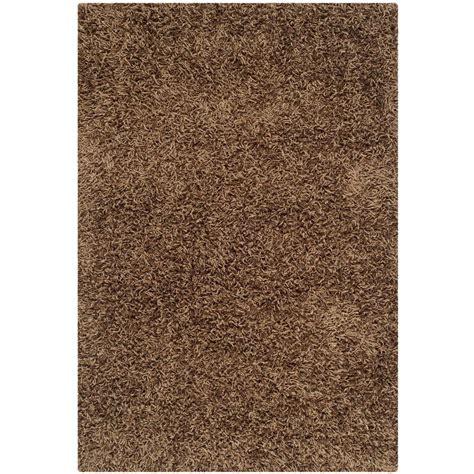 light brown shag rug safavieh monterey shag light brown 2 ft x 3 ft area rug sg851l 2 the home depot