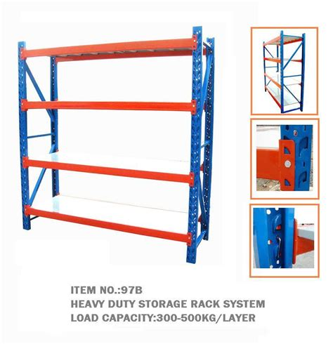Racking Systems by China Heavy Duty Storage Racking System Cmq97b China