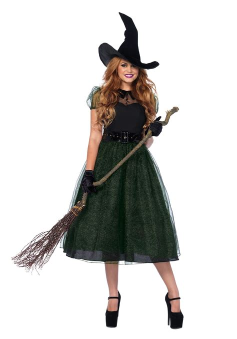 Halloween Costumes | darling spellcaster witch costume