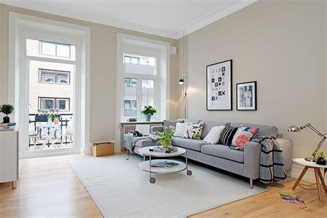 Studio Apartment Rugs scandinavian apartment with cream walls 10 modern home
