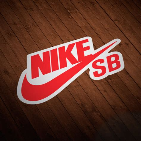 Nike Fullcolor sticker nike sb muraldecal
