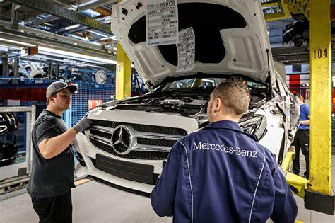 Daimler Meine Bewerbung Login Daimler Baut Werk In Polen Vierzylinder Werk Magazin Auto De