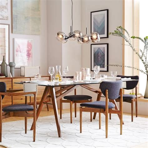 west elm dining room table jensen dining table west elm