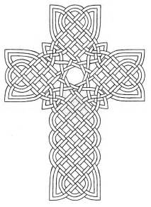 celtic coloring pages coloring pages crosses designs celtic cross design 1 by