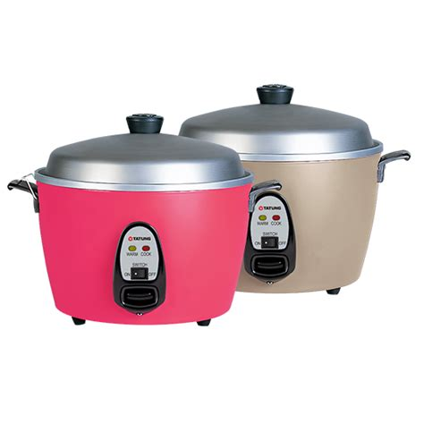 Rice Cooker Tatung 6 cup multi functional cooker tac 6gs tatung usa