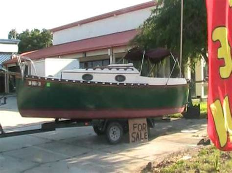 wooden boats for sale florida old wooden boat i saw for sale in florida youtube