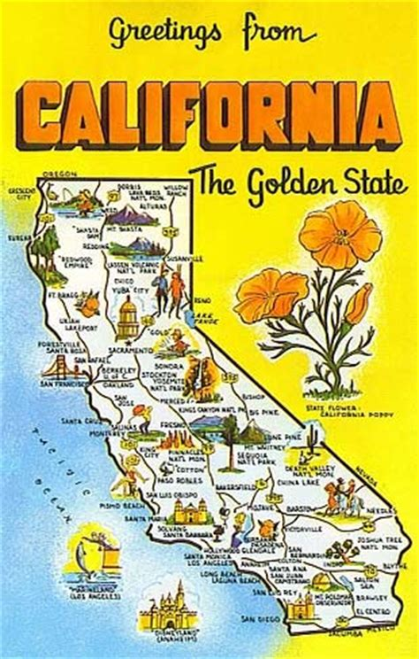 california map golden state california struggles with lower sales tax revenues