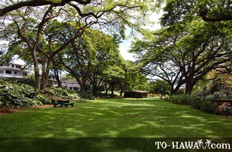 Oahu Botanical Gardens Lili Uokalani Botanical Garden Oahu