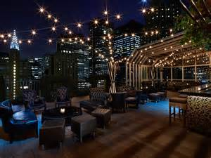 rooftop bars and restaurants in nyc that are open year