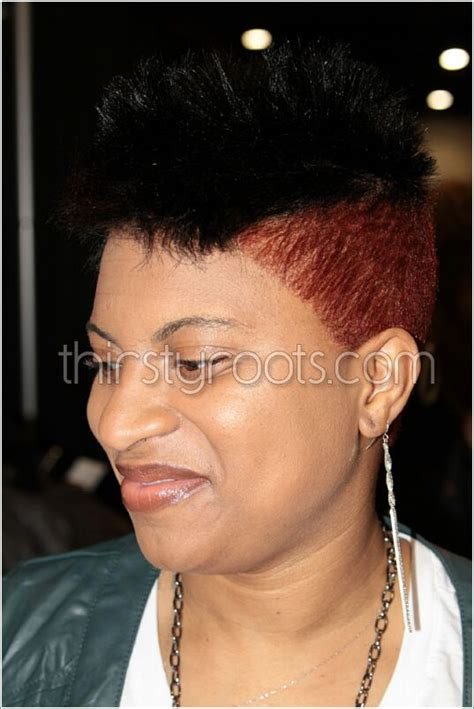 short hair relaxers maintaining short relaxed hair
