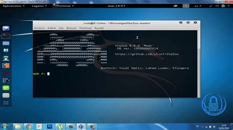 instalar themes en kali linux instalar the zoo en kali linux 2 0 youtube