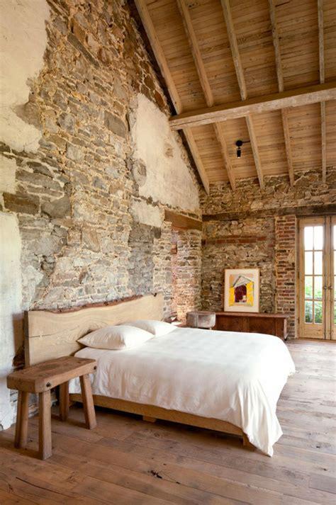 pareti per da letto pareti rivestite in pietra per camere da letto classiche o