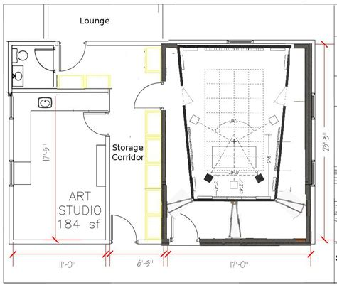 garage studio plans garage recording plans more for studio design designs
