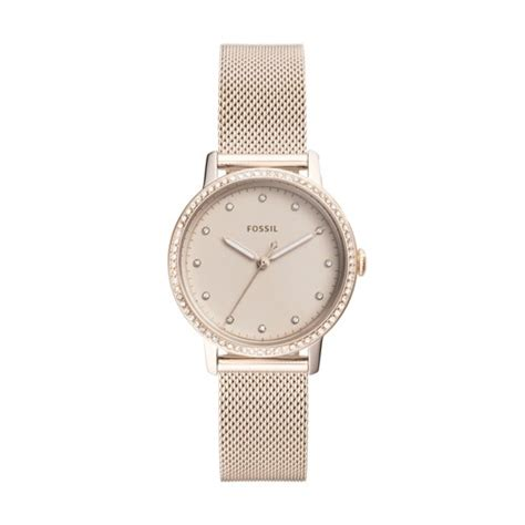 Fossil Es4259 stainless steel fossil