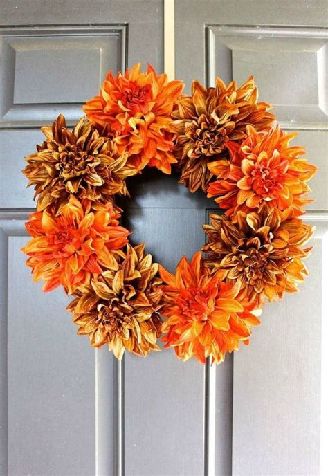 31 ways to make a gorgeous wreath for your front door