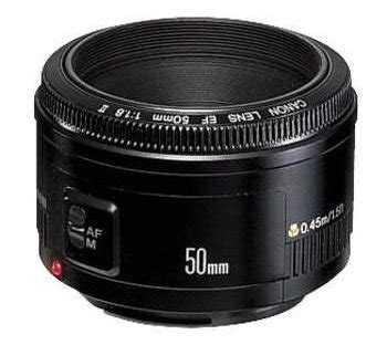 Lensa Fix Canon Ef 50mm F1 8 Ii canon ef 50mm f 1 8 ii interchangeable lens review