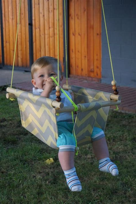 diy outdoor baby swing 17 best ideas about outdoor baby swing on pinterest