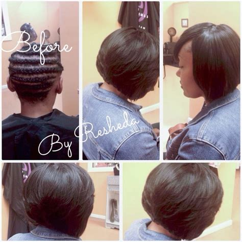 sew in long bob weave no leave 67 best hairpassionbyresheda images on pinterest quick