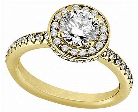 yellow gold engagement rings 10 most beautiful wedding clan