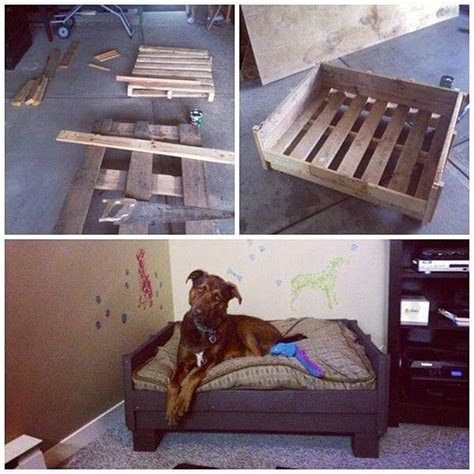 dog bed diy 11 diy pallet dog bed ideas 99 pallets