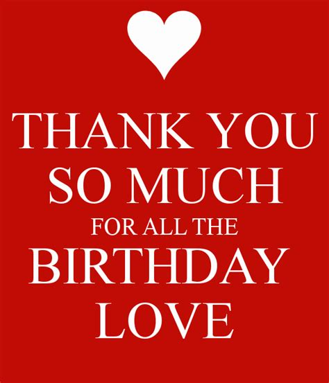 Thank You For The Birthday Wishes Meme - thank you birthday love birthday shout outs pinterest