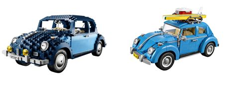 lego volkswagen inside lego updates the bug with the all 10252 volkswagen beetle