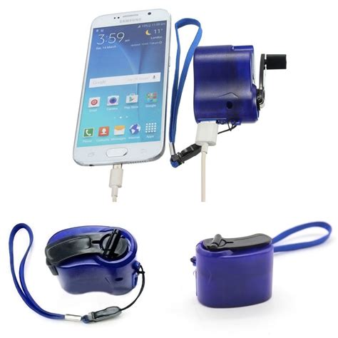 l with phone charger crank phone charger emergency charger changing