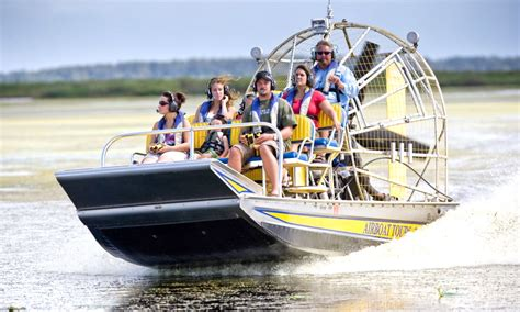 aquatic adventures airboat tours today s orlando - Airboat Orlando Fl