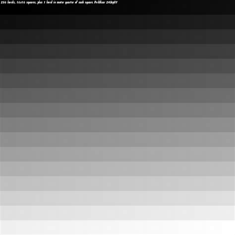 gamma test pattern hdtv monitor test charts