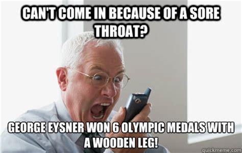 Sore Memes - sore throat meme memes