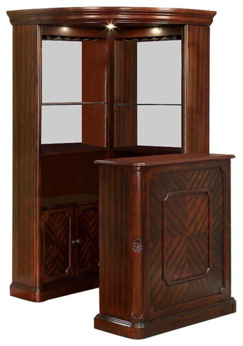 Black Corner Cabinet For Kitchen Corner Cabinet Black Kitchen Design Ideas