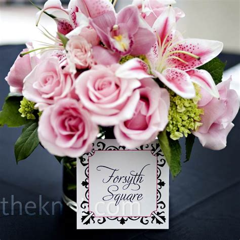 stargazer centerpieces stargazer wedding flowers leah s inspiration board