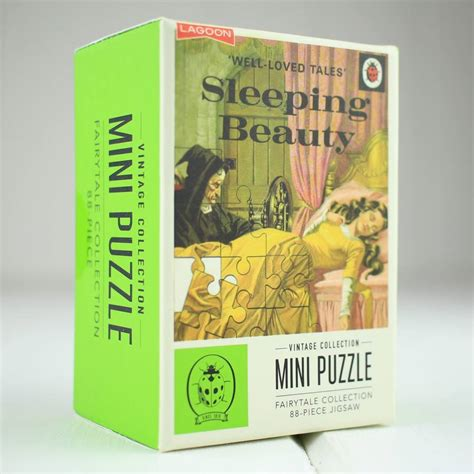 Puzzle Sleeping ladybird 88 sleeping jigsaw by nest