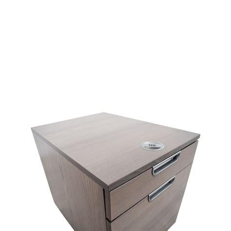 file cabinet with combination lock 64 off ikea ikea galant grey file cabinet with