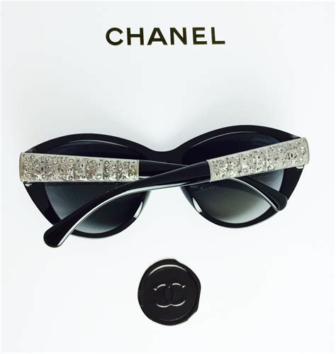 1 chanel bijoux sunglasses 2014 limited edition