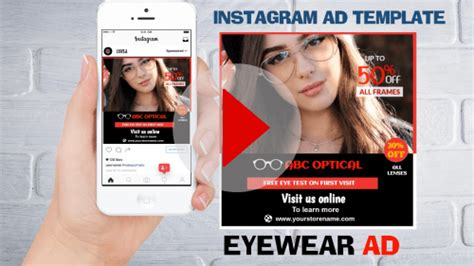 Ez Graphix Salespage Preview Instagram Ad Template