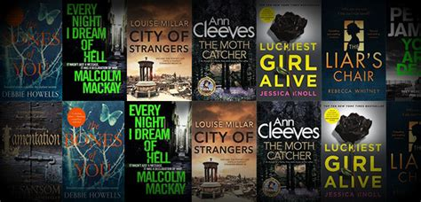 best crime novel our best crime novels of 2015