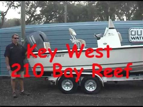 key west boats on youtube 210 bay reef from key west boats youtube