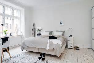 Photo gallery scandinavian style of the bedroom