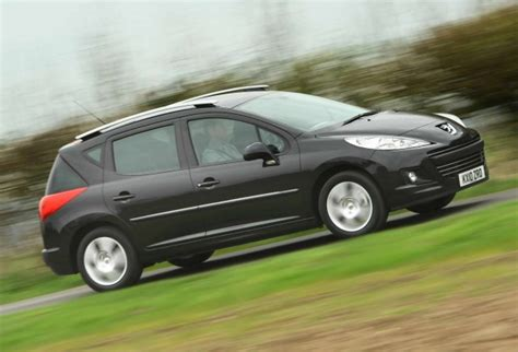 peugeot 207 sw just add fuel