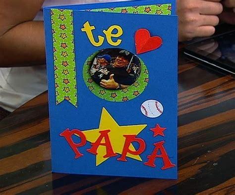 manualidades dia padre tarjeta manualidades d 237 a del padre fotos tarjetas de felicitaci 243 n