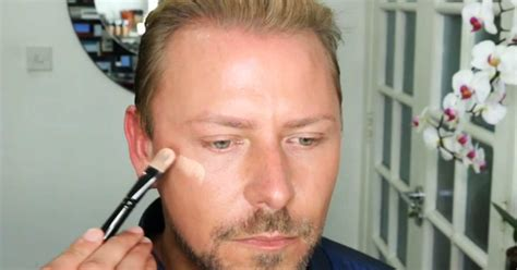 wayne goss makeup tutorial how to make your skin look glowing and flawless the cut