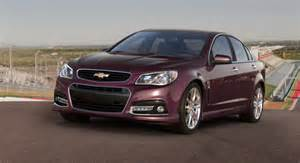 Chevrolet Chevy Ss 2015 Chevrolet Ss Color Options Gm Authority