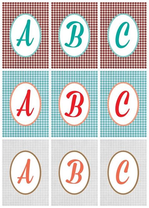 printable alphabet monograms pin by debbie dickerson on holiday pinterest