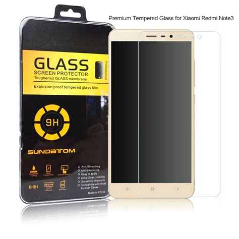 Tempered Glass For Xiaomi Redmi Pro Dua 5 5 Inch Anti Gores K 1 aliexpress buy xiaomi redmi note 3 4 screen
